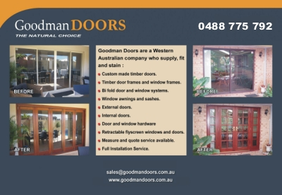 Good Mandoors Brochure