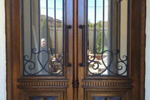 Wooden Metal Entrance Doors & Entrance Doors in Malaga   Goodman Doors WA