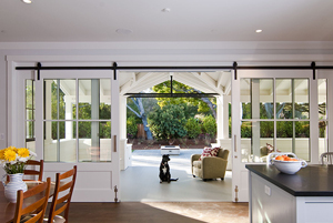 Modern Outdoor Sliding Doors
