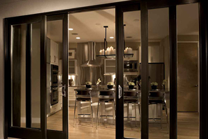 Modern Dining Sliding Doors